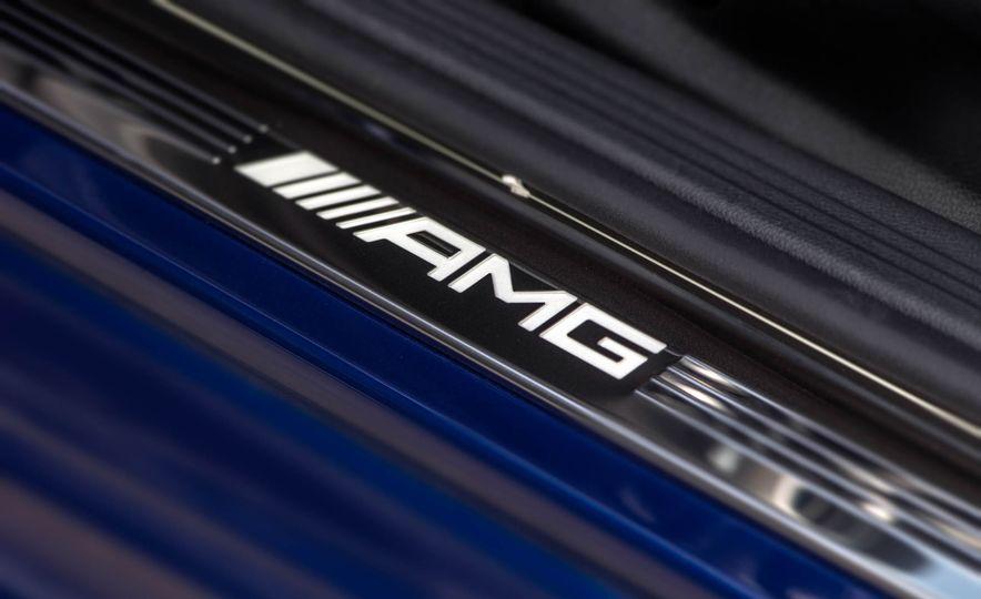 2017 Mercedes-AMG C63 coupe - Slide 45