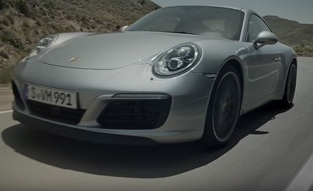 Now See Hear: An Aural Taste of the New Twin-Turbo Porsche 911 Carrera [Video]