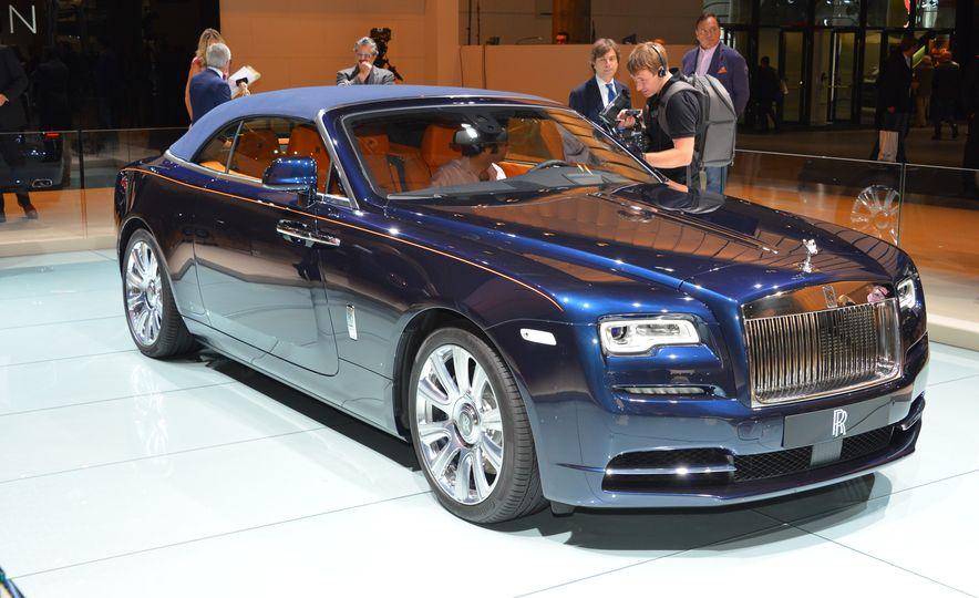 2017 Rolls-Royce Dawn - Slide 1