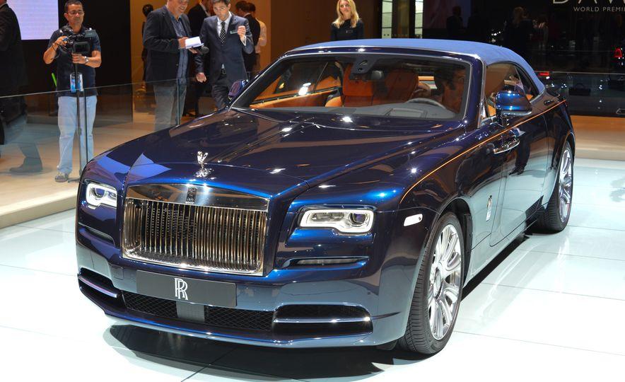2017 Rolls-Royce Dawn - Slide 2