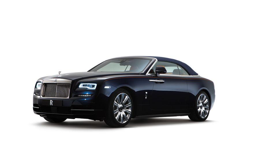 2017 Rolls-Royce Dawn - Slide 29