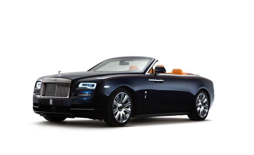 2017 Rolls-Royce Dawn - Slide 30