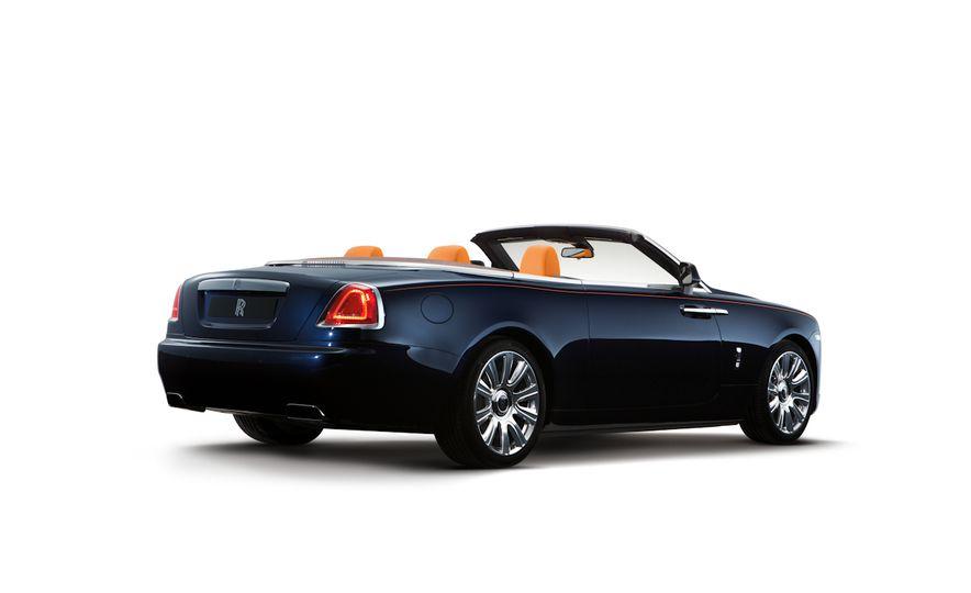 2017 Rolls-Royce Dawn - Slide 31