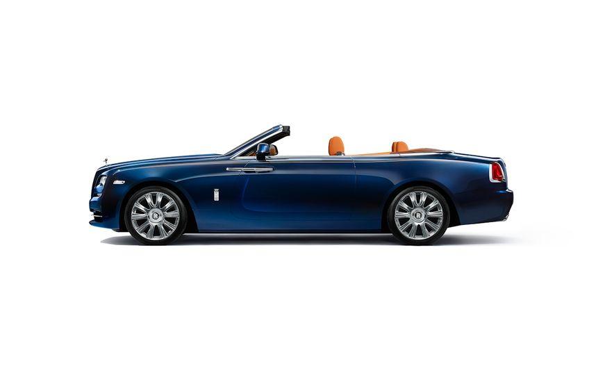 2017 Rolls-Royce Dawn - Slide 32