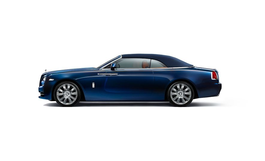 2017 Rolls-Royce Dawn - Slide 33