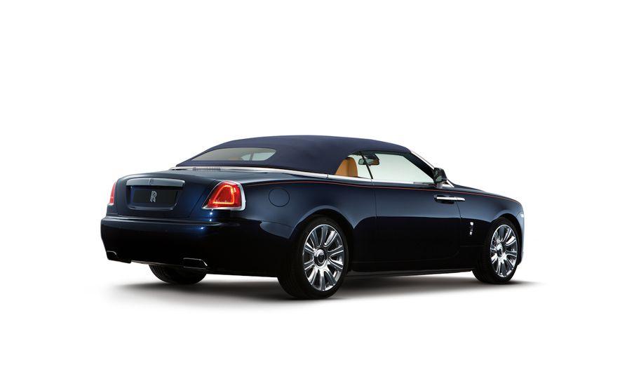 2017 Rolls-Royce Dawn - Slide 34