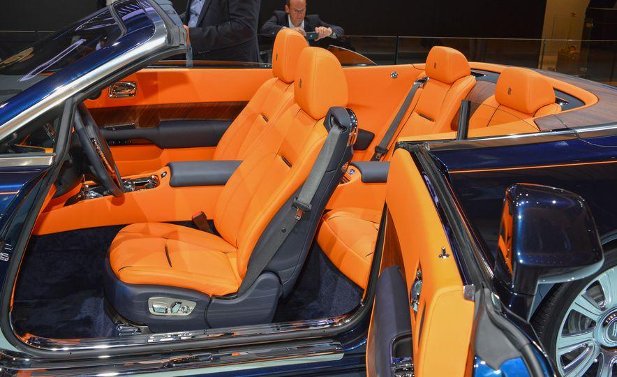 2017 Rolls-Royce Dawn - Slide 13
