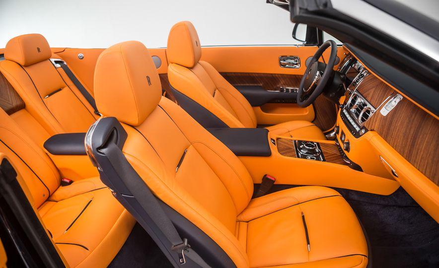 2017 Rolls-Royce Dawn - Slide 43