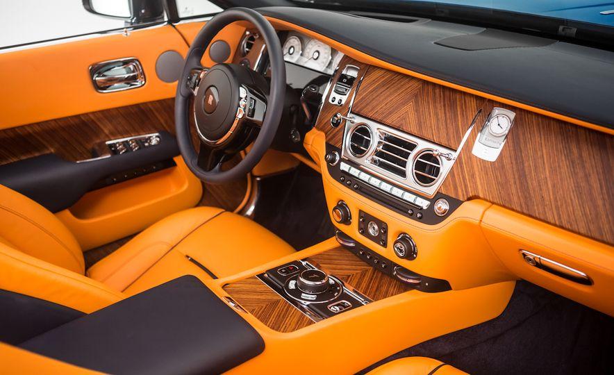 2017 Rolls-Royce Dawn - Slide 44