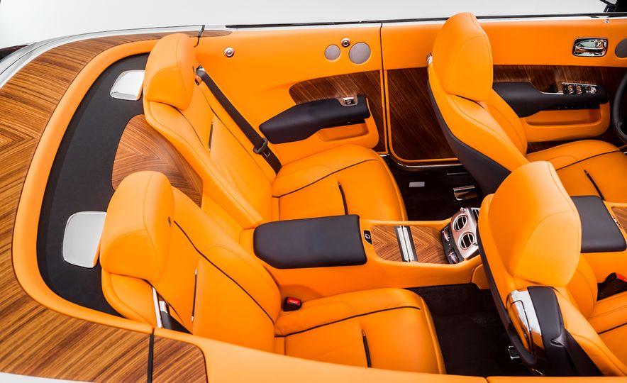 2017 Rolls-Royce Dawn - Slide 46