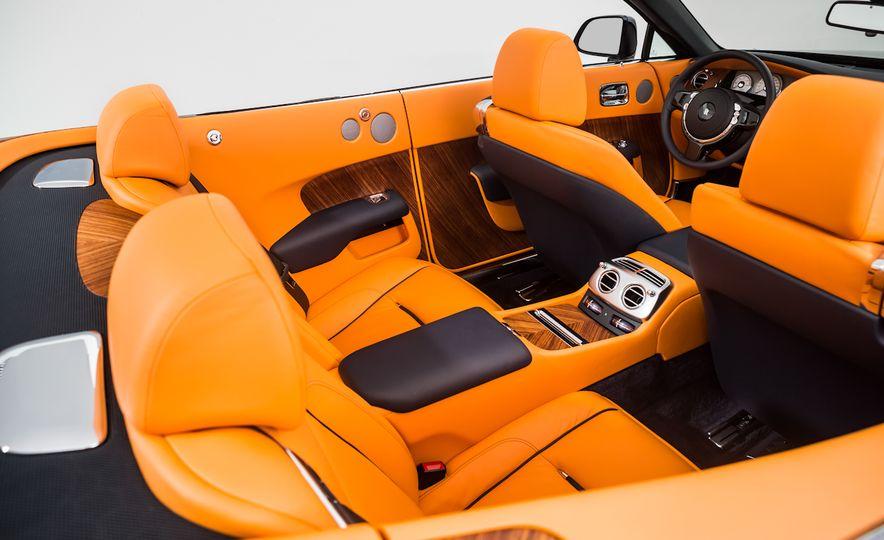 2017 Rolls-Royce Dawn - Slide 47