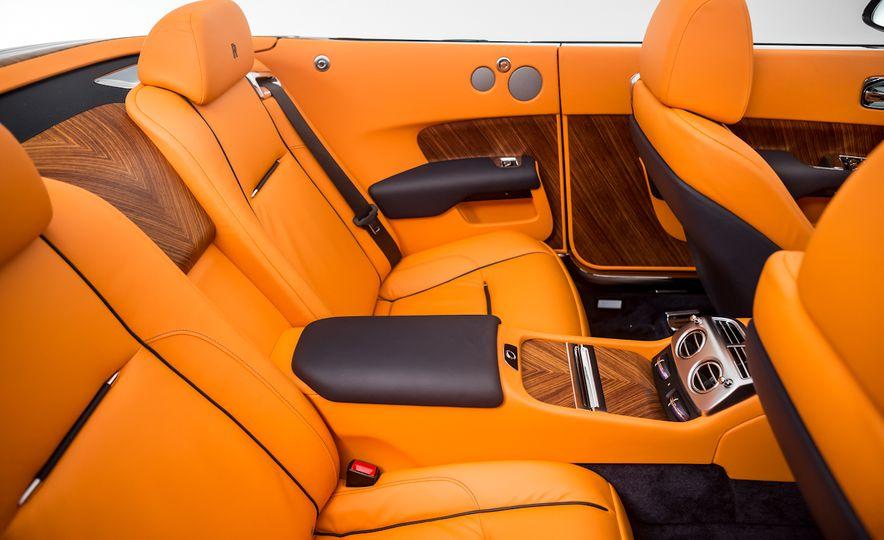 2017 Rolls-Royce Dawn - Slide 48