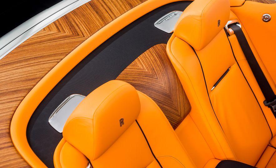 2017 Rolls-Royce Dawn - Slide 49
