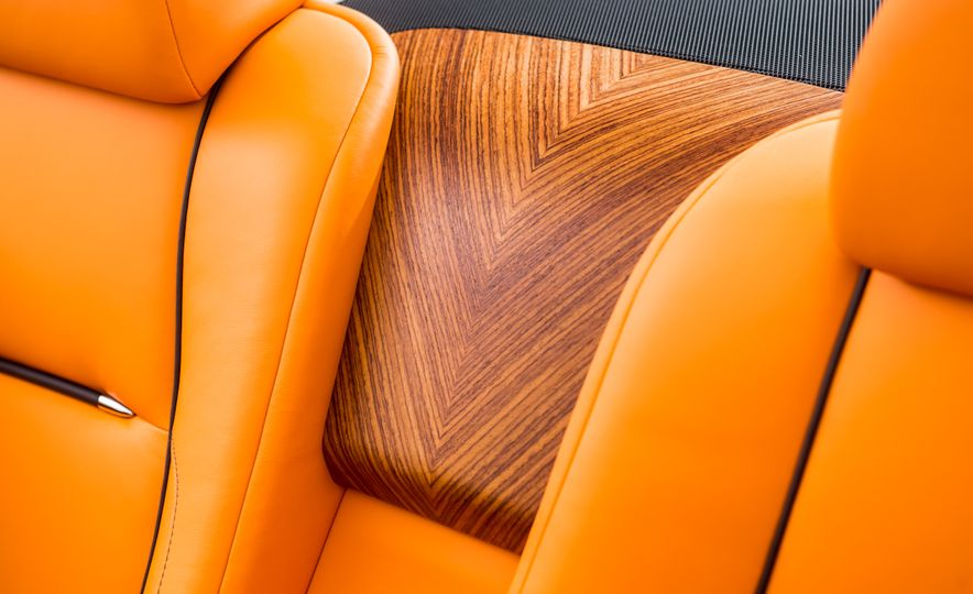 2017 Rolls-Royce Dawn - Slide 50