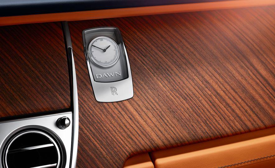 2017 Rolls-Royce Dawn - Slide 53
