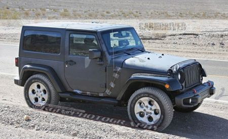 Fiat Chrysler Reportedly Plans Turbo Four-Cylinder for Next Jeep Wrangler