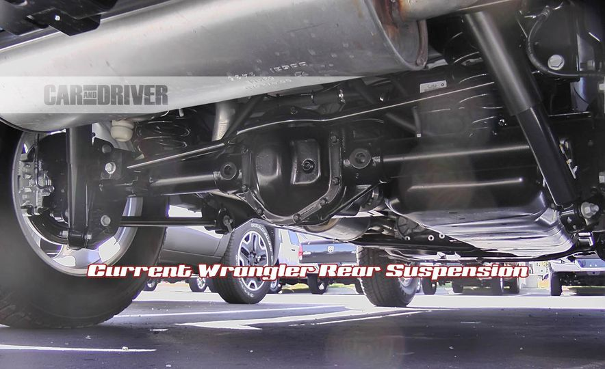2017 Jeep Wrangler (spy photo) - Slide 26
