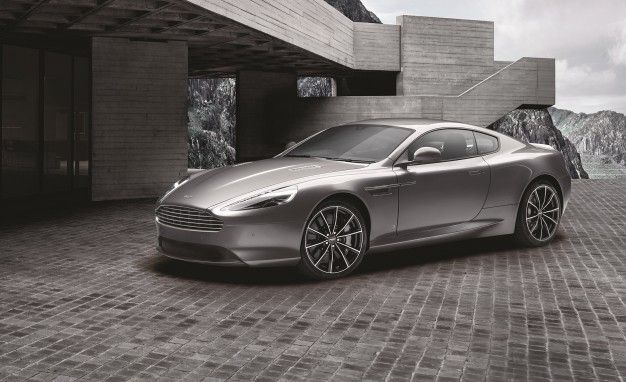 The Name's DB9 GT Bond Edition—Aston Martin DB9 GT Bond Edition