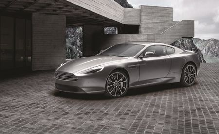 The Name's DB9 GT Bond Edition—Aston Martin DB9 GT Bond Edition