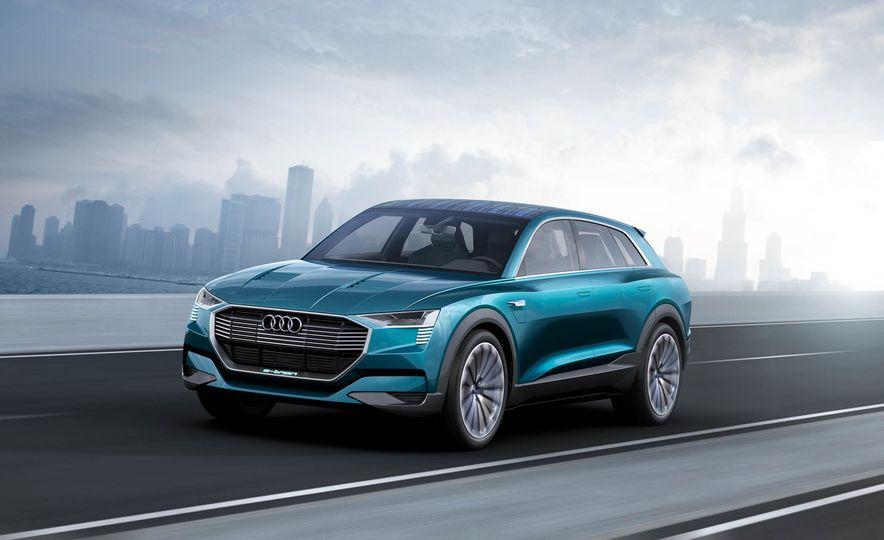 Audi e-tron Sportback concept - Slide 35