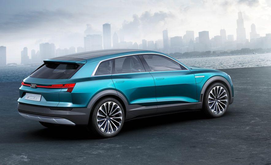 Audi e-tron Sportback concept - Slide 41