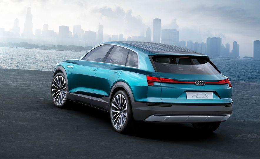 Audi e-tron Sportback concept - Slide 42
