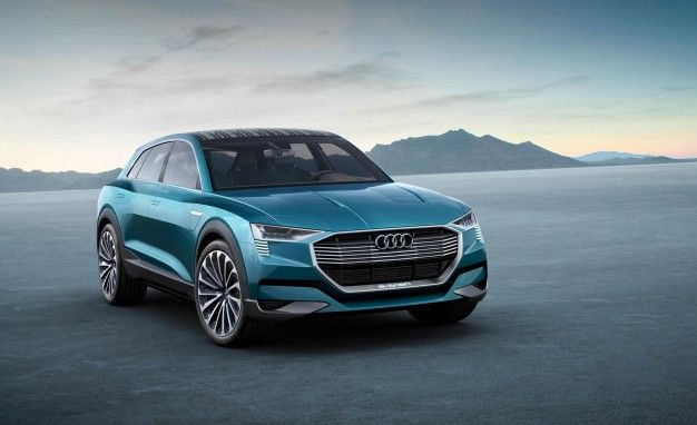 Audis First Three Electric Vehicles Take Shape Will Arrive By - Audi vehicles