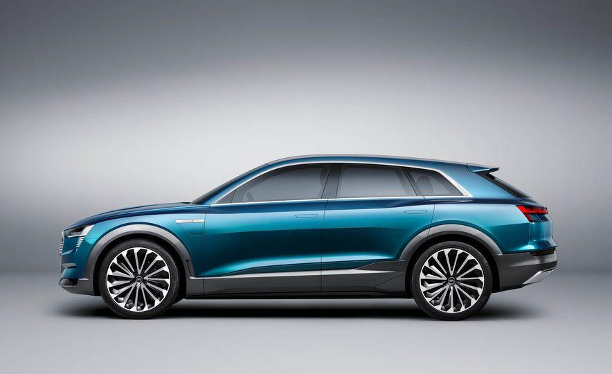 Audi e-tron Sportback concept - Slide 45