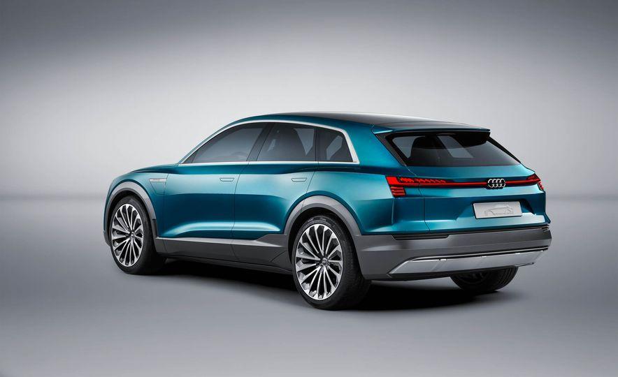Audi e-tron Sportback concept - Slide 46