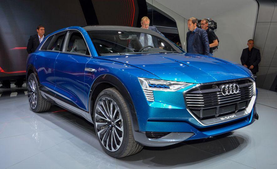 Audi e-tron quattro concept - Slide 1