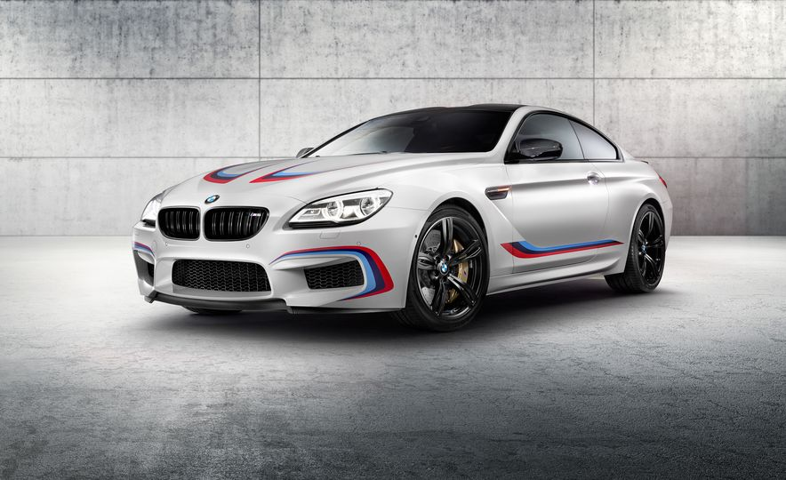 BMW M6 coupe Competition Edition - Slide 2