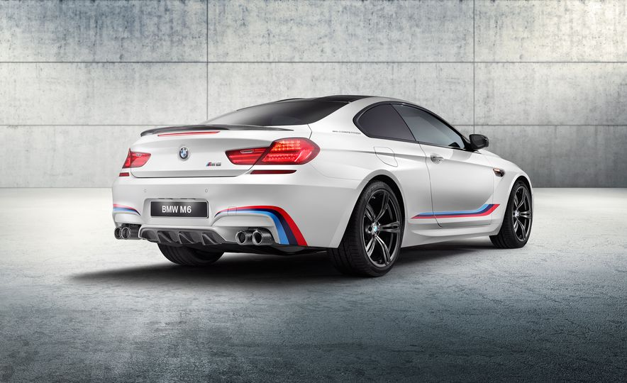BMW M6 coupe Competition Edition - Slide 4