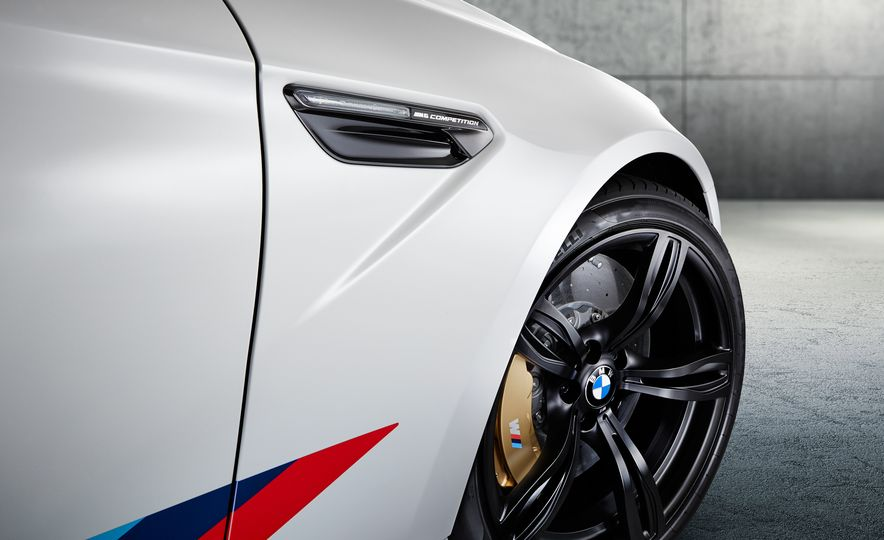 BMW M6 coupe Competition Edition - Slide 5
