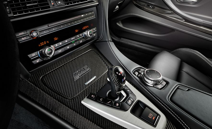 BMW M6 coupe Competition Edition - Slide 7