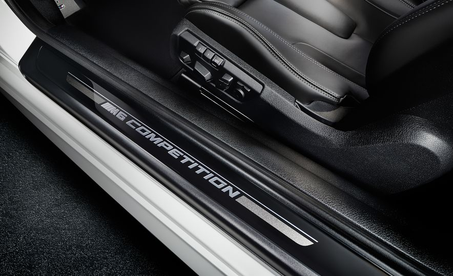BMW M6 coupe Competition Edition - Slide 8