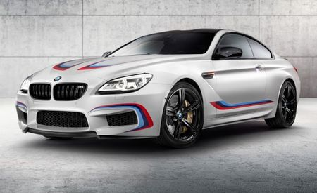 BMW M6 Coupe Gains Competition Edition