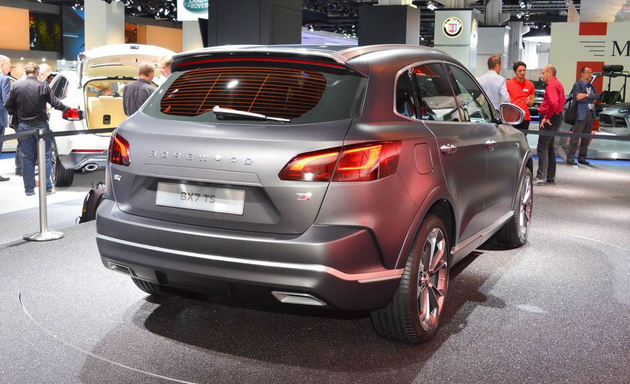 Borgward BX 7 AWD T-GDI - Slide 6
