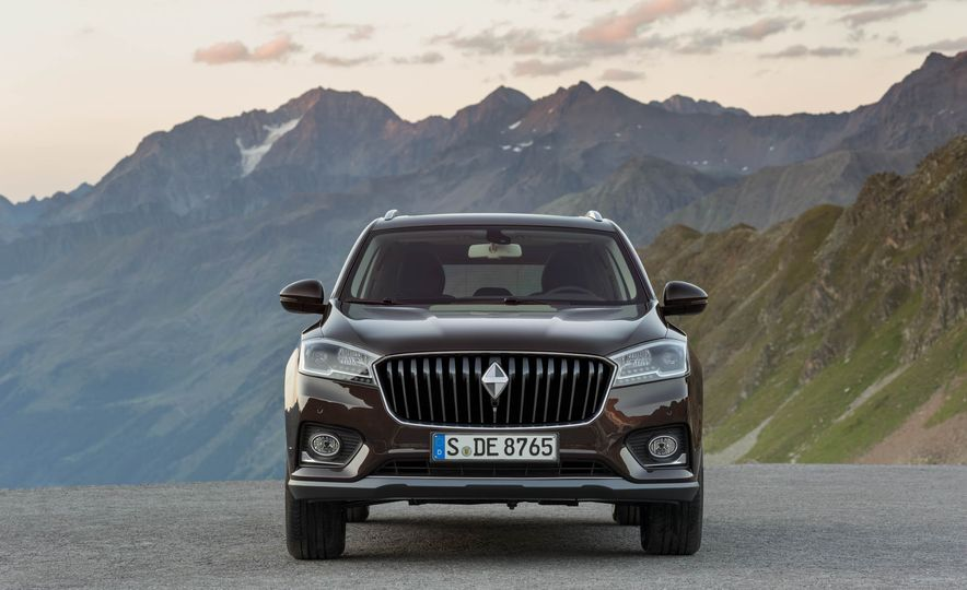 Borgward BX 7 AWD T-GDI - Slide 54