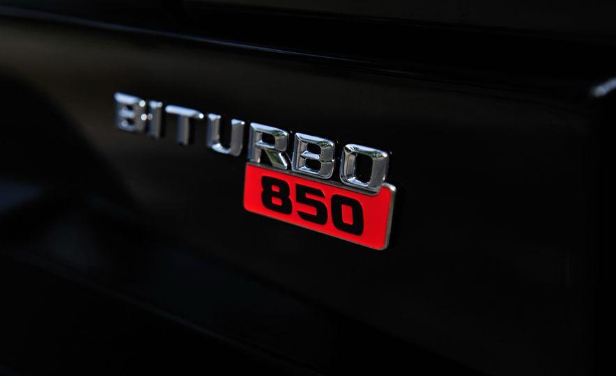 Brabus 850 6.0 Biturbo Widestar - Slide 7