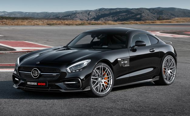 Brabus GTS600 Pictures | Photo Gallery
