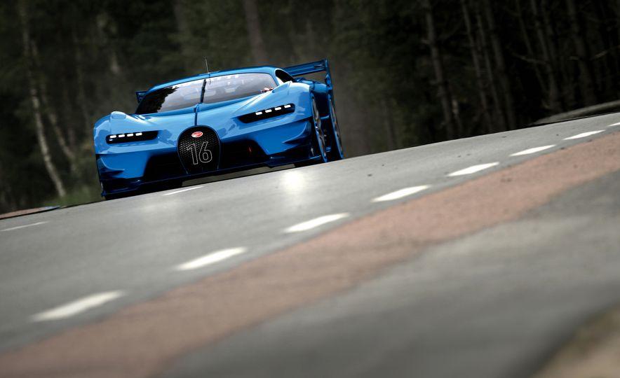 Bugatti Vision Gran Turismo concept - Slide 19