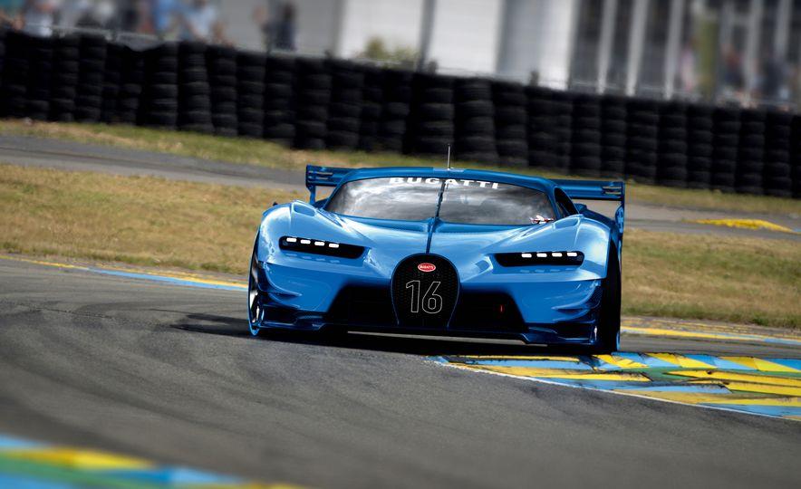 Bugatti Vision Gran Turismo concept - Slide 21