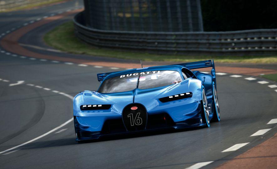 Bugatti Vision Gran Turismo concept - Slide 22