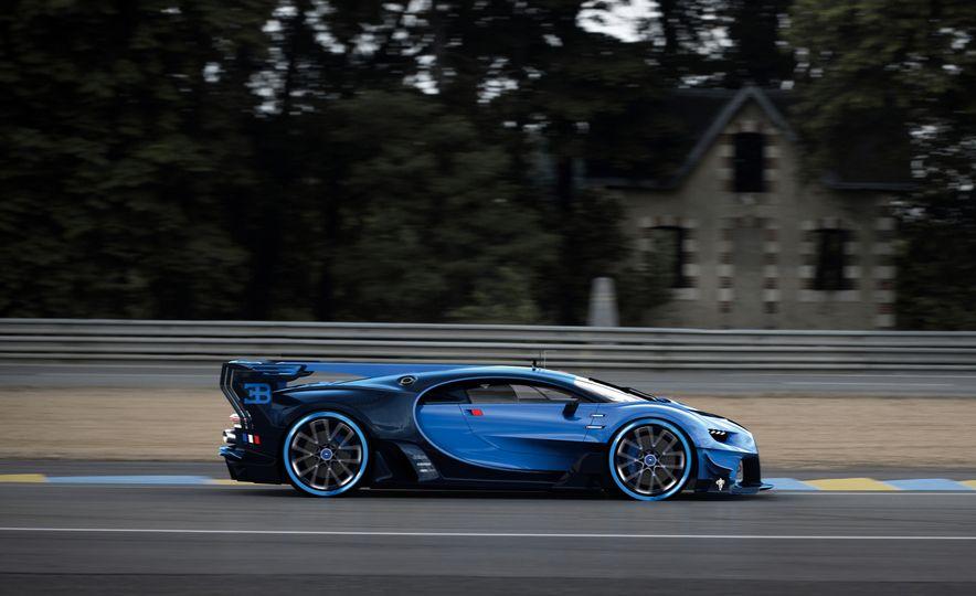 Bugatti Vision Gran Turismo concept - Slide 23