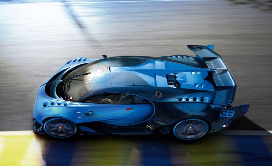 Bugatti Vision Gran Turismo concept - Slide 25