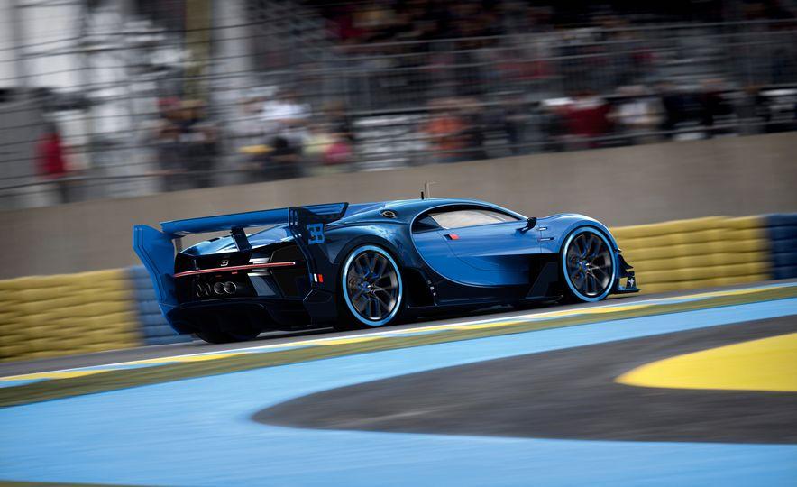 Bugatti Vision Gran Turismo concept - Slide 26