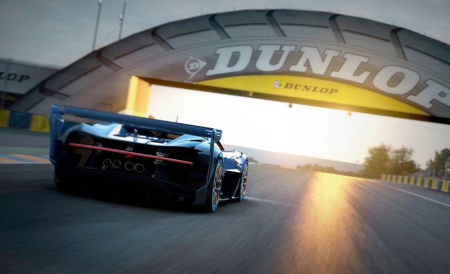 Bugatti Vision Gran Turismo concept - Slide 28