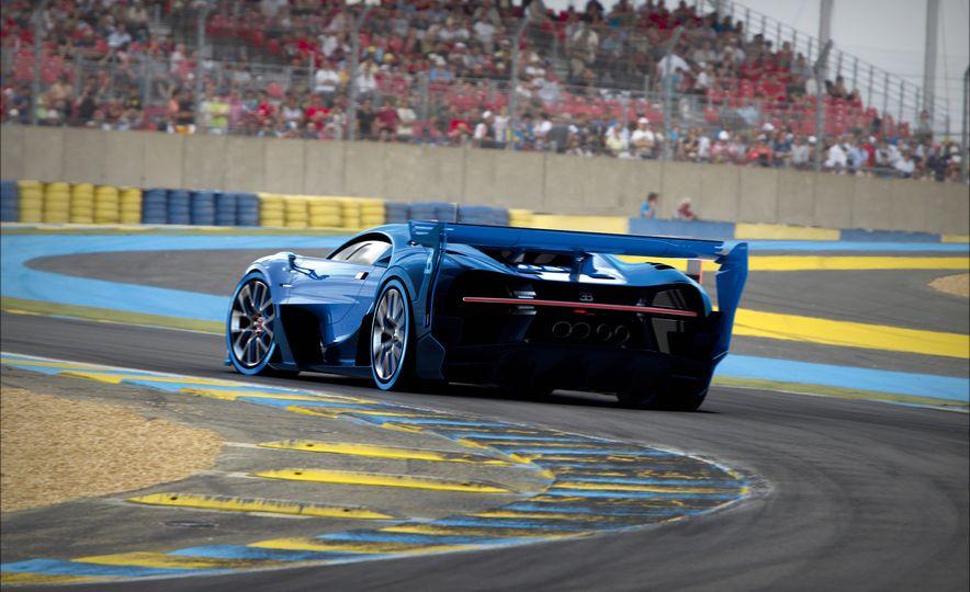 Bugatti Vision Gran Turismo concept - Slide 29