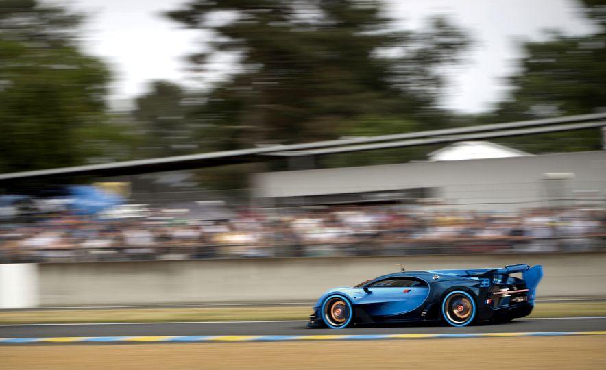 Bugatti Vision Gran Turismo concept - Slide 30