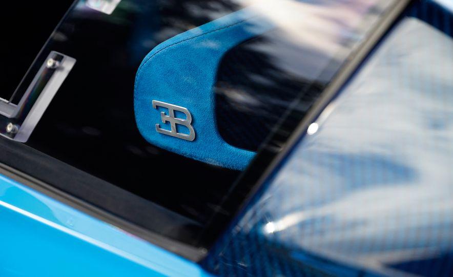 Bugatti Vision Gran Turismo concept - Slide 31